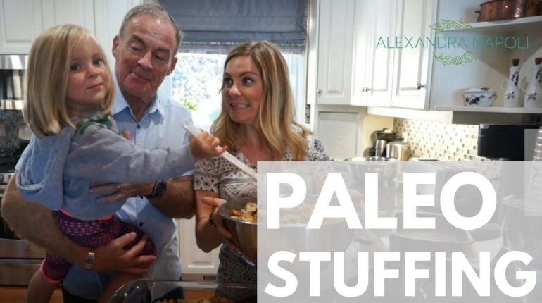 Best Ever Paleo Stuffing Recipe | Episode 7