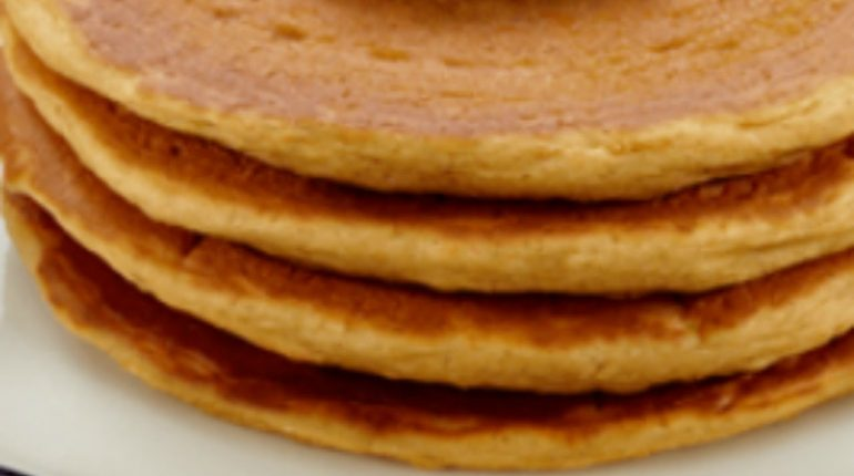 Paleo Diet Recipes- Pumpkin Pancakes (Gluten Free) Recipe