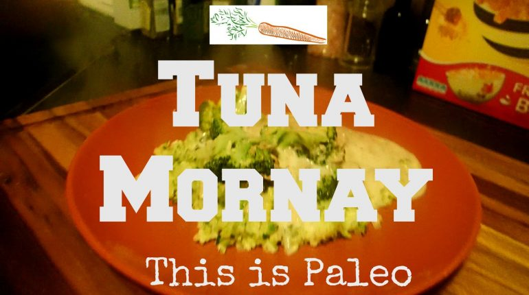 Paleo Recipes: Tuna Mornay | This is Paleo