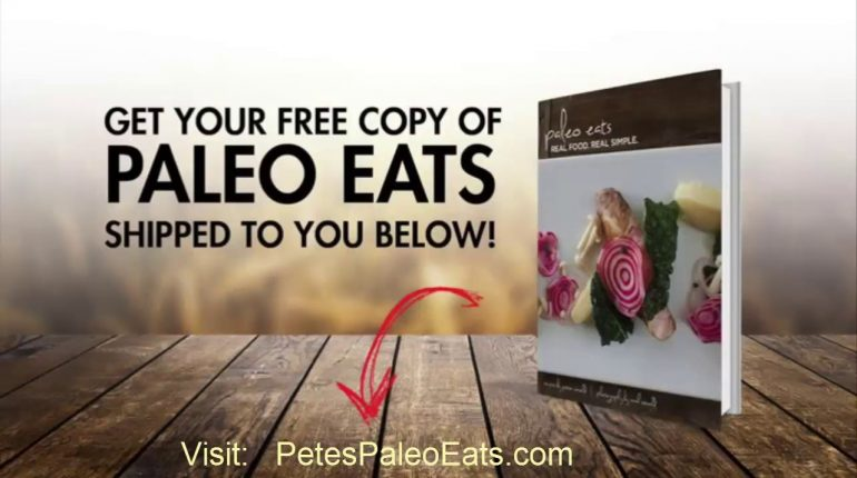 Petes Paleo Eats Review - Free Recipe Cookbook Offer