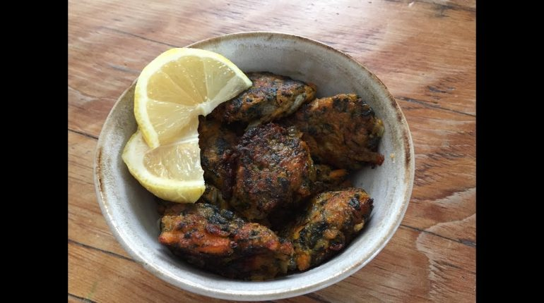 Sweet Potato and Spinach Balls - Paleo Recipe