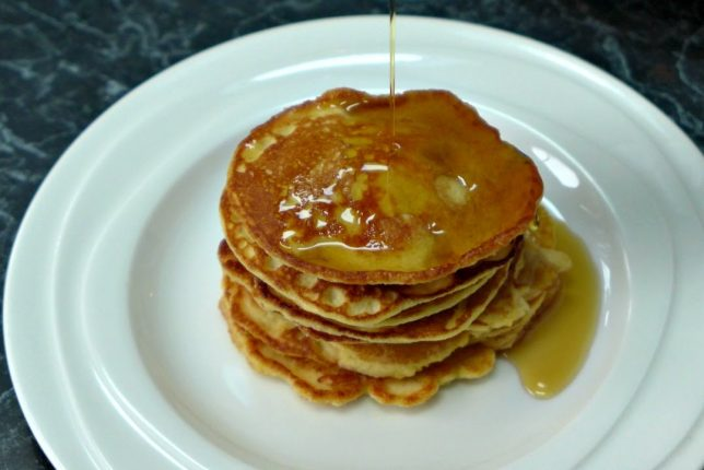 Almond Pancakes Recipe - Easy, Low Carb & Paleo