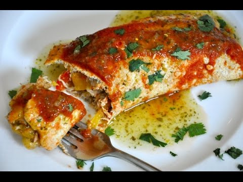 BEST Paleo Enchilada Recipe