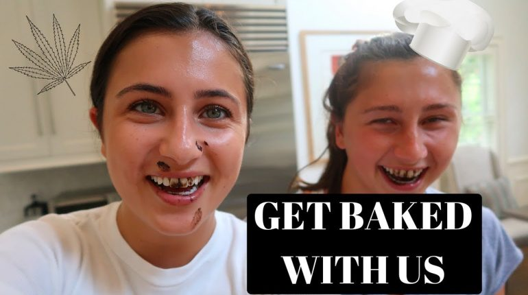 GET BAKED WITH US! | baking with dumb and dumber | paleo recipes