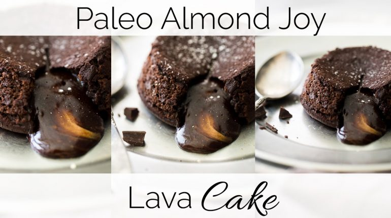 How To Make Paleo Coconut Almond Lava Cake Recipe