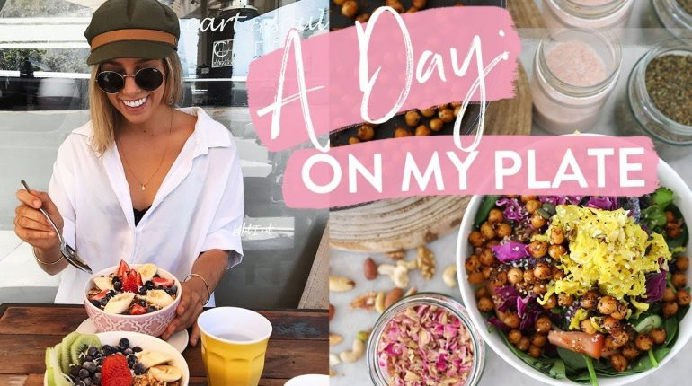 MY HEALTHY DIET: Full Day of Eating | Paleo + Plant Based Recipes
