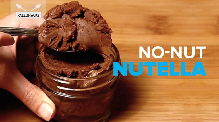 No-Nut Nutella | Paleo Recipe