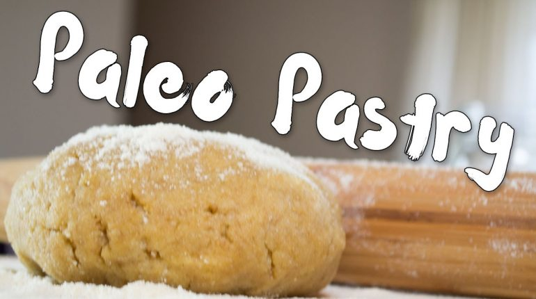 Paleo Pastry Recipe: A Simple Almond Flour Shortcrust