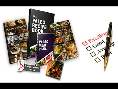Paleo Recipe Book | The Only Paleo Recipe Book You Wil Ever Need