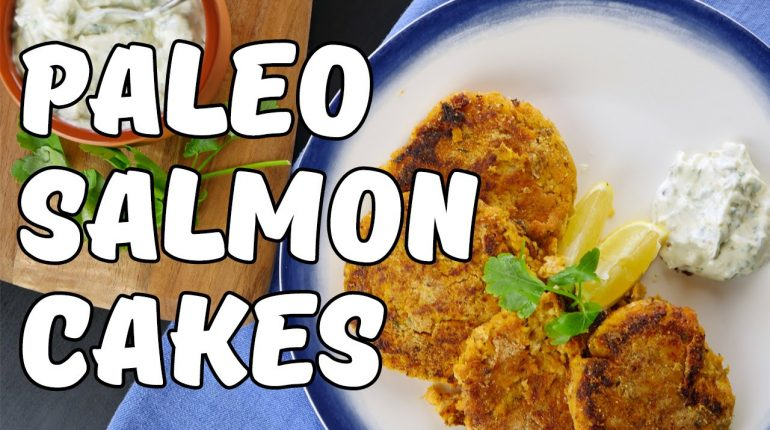 Paleo Salmon Cakes: A Delicious Tasty Lunch Recipe