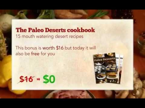 Siddika Kabir Recipe Book - The Paleo Recipe Book