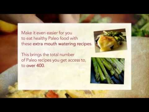 The Paleo Recipe Book | Over 370 Easy Paleo Recipes