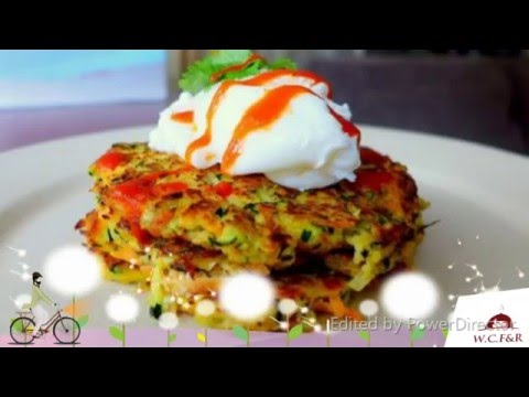 ✱Paleo Zucchini and Carrot Fritters || Great Paleo Recipe✱