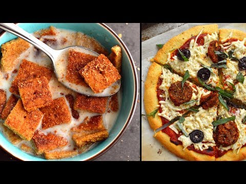 4 Best Vegan Keto Recipes! (Low Carb/Paleo)