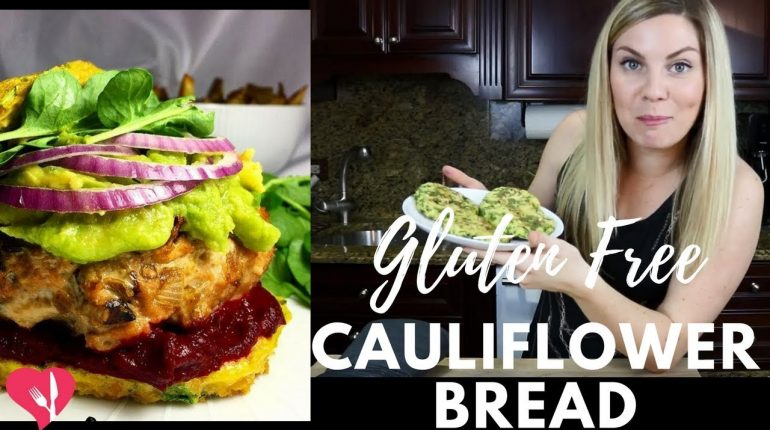 Cauliflower Bread - Paleo and Gluten Free Recipe | Episode 42