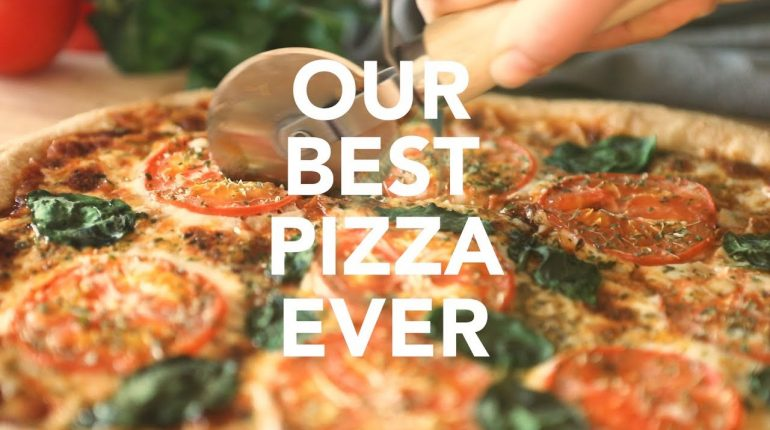 Our Best Paleo Pizza Recipe Yet!