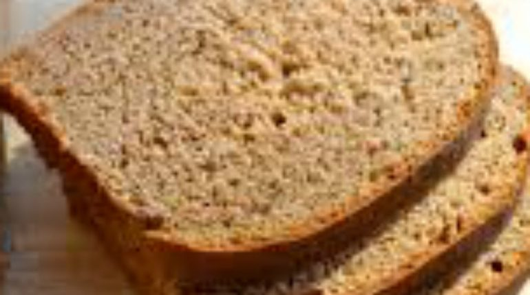 Paleo Bread - Sandwich Bread Recipe