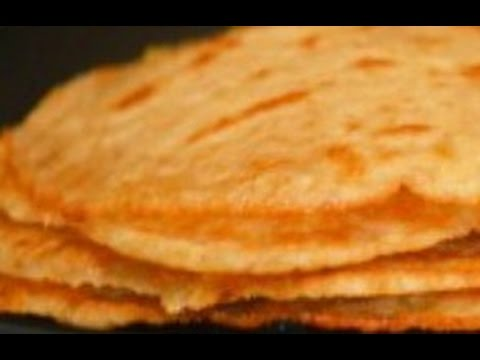 Paleo Bread -  Tortilla Recipe
