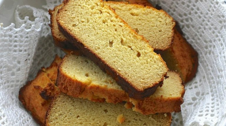 Paleo Bread with Yeast Recipe  | Paleo Meal Plan