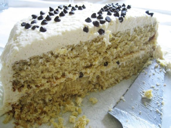 Paleo Coconut Cake Recipe