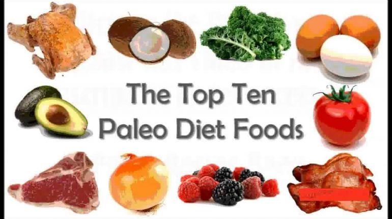 Paleo Diet -  Recipes Book With Over 370 Paleo Recipes !