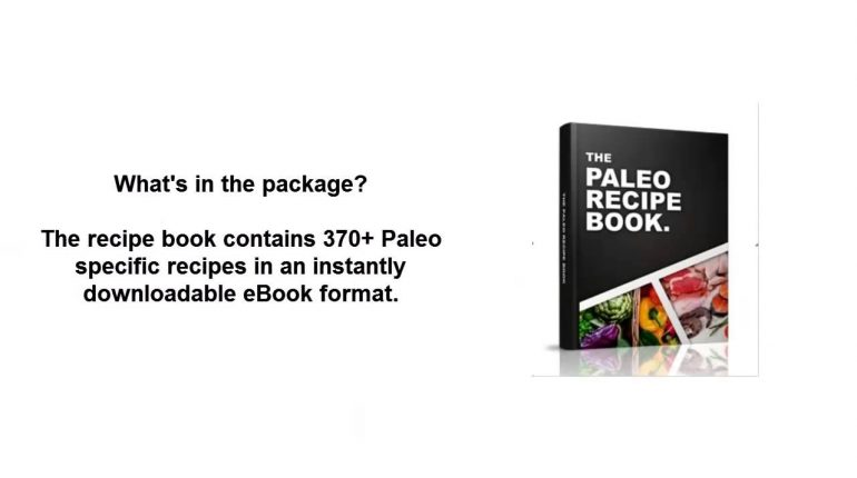 Paleo Recipe Book Download - Food Guide To Change Your Life Lose Weight and Improve Your Health