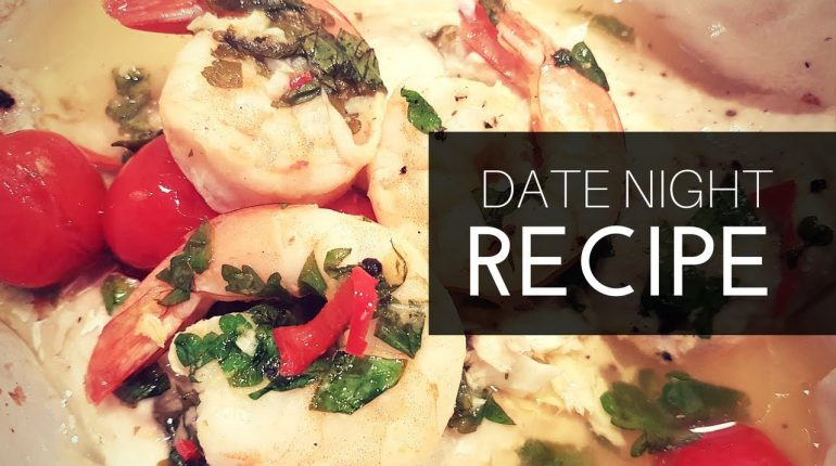 Paleo recipe for a romantic dinner at home