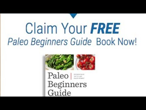 GET THIS NEW YORK TIMES BEST SELLING PALEO BOOK FREE!