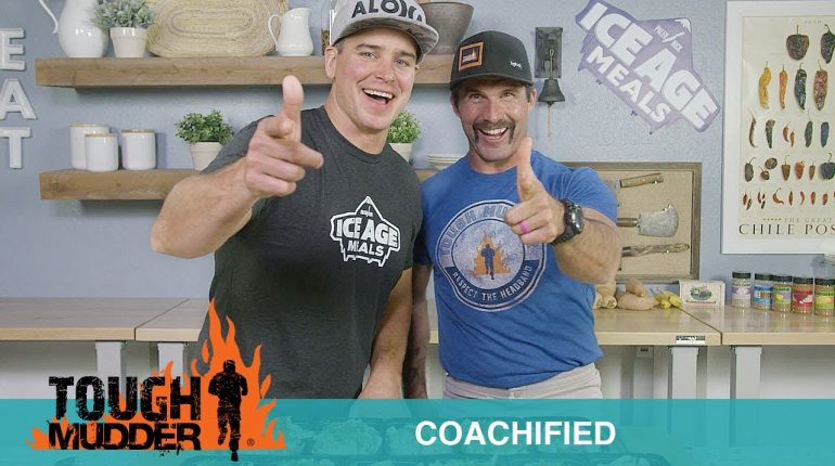 Meal Prep with Ice Age Meals' Paleo Nick - Coachified Ep. 18 | Tough Mudder