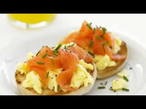 Paleo Recipe Smoked Salmon Scrambled Eggs