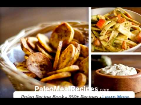 Sexy Paleo Foods - Download ALL Paleo Recipes on eBook