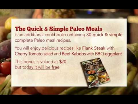Caveman Diet - Paleo Diet Recipes - Paleo Cookbook