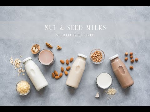 Dairy-Free Milk Alternatives (14 Plant-Based Milks) | Vegan, Paleo, Keto
