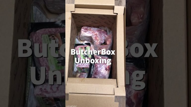 ButcherBox Organic Grass-Fed Meat Delivery | Cook Eat Paleo