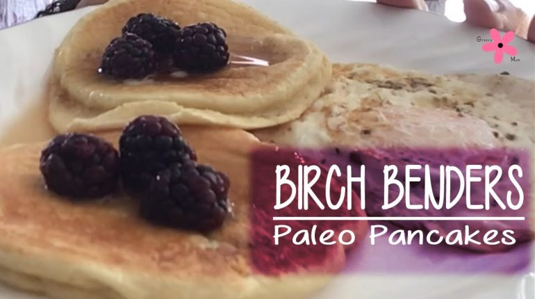 Cook With Me: Birch Benders Paleo/Keto Pancakes (Just Add Water)