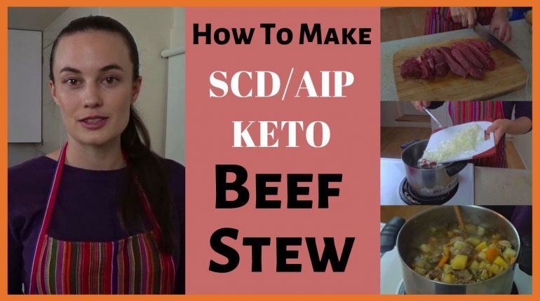 Fall Stew Recipe (SCD/AIP/Keto/Paleo Friendly)