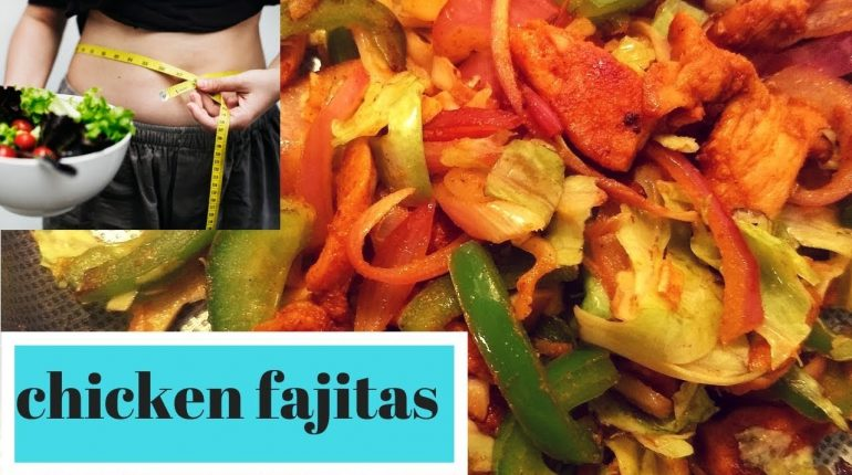 Paleo recipe//chicken fajitas||weightloss recipes || anushree gallery