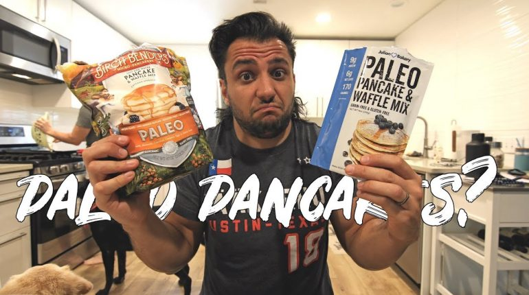 Battle Of The PALEO PANCAKES! [ArmenHammerTV]
