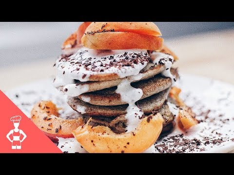 Grain-Free Buckwheat Pancakes / Paleo / Low Carb / Keto