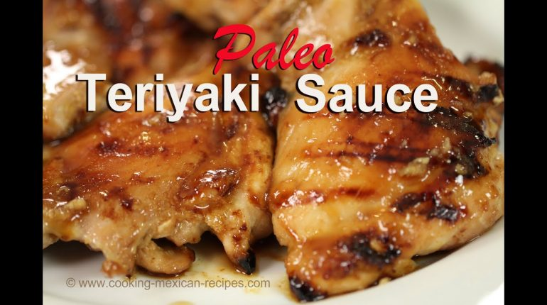 How To Make Teriyaki Sauce | Gluten Free & Paleo | Rockin Robin