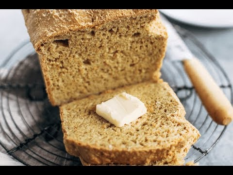 I Tried To Make Bread Without Grains! | Best Paleo Bread Recipe