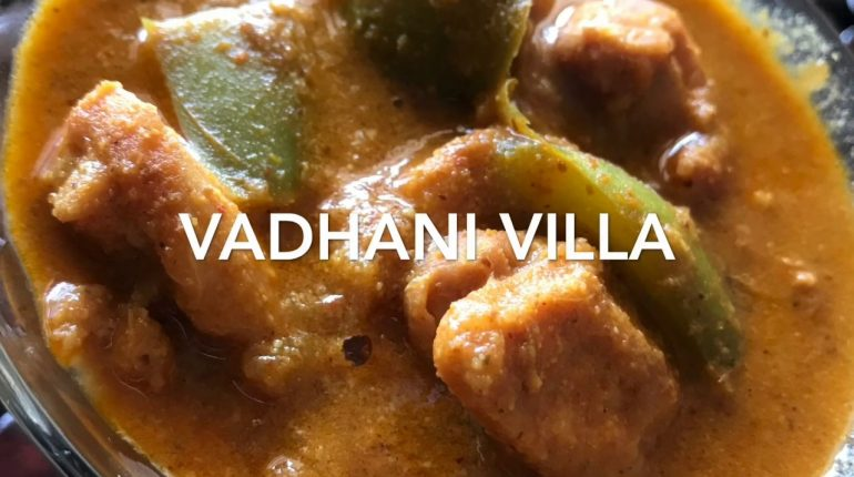 Lucknowi chicken gravy recipe in tamil with English subtitles/Keto/paleo