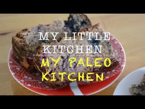My Little Kitchen Series | My Paleo Kitchen | Paleo Banana Bread Recipe