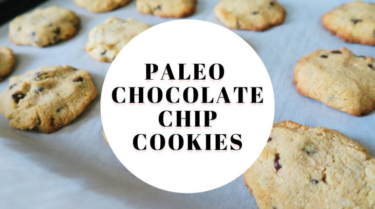 Paleo Chocolate Chip Cookie Recipes! | Low Carb