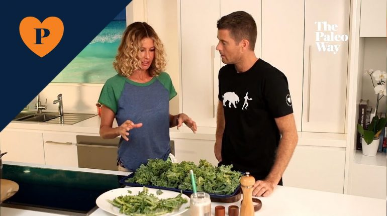 The Paleo Way - Kale Chips with Nic