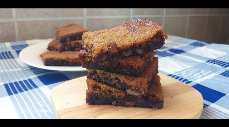 Coconut Flour Brownies (paleo and gluten free)(quick and easy)(simple recipe) | Just Anya