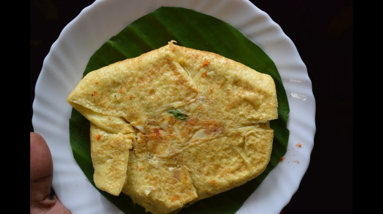 Egg parcel recipe | Paleo diet recipe | Egg recipes | Muttai recipes | Easy egg recipes