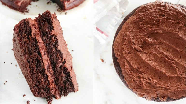 Healthy Cake Recipe | paleo recipes
