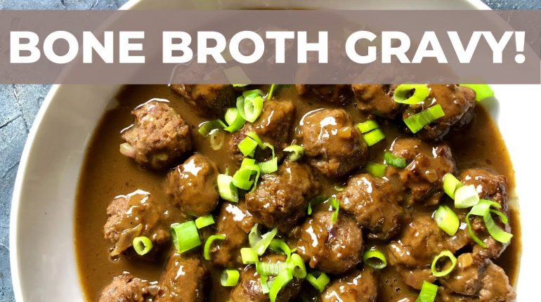 Paleo Swedish Meatballs (Dairy Free/Whole30)