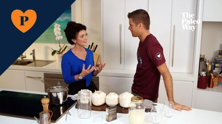 The Paleo Way – Coconut Kefir and Yoghurt with Maria Hunt